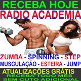 Músicas Academia Jump Spinning Musculação Running Esteira