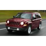 Repuestos De Jeep Patriot 2008 - 2016