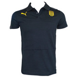 Camiseta Polo Puma Remera De Peñarol Fútbol Concentración