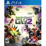 Plantas Vs Zombies Garden Warfare 2 Ps4fisico New Full Gamer
