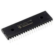 Microcontrolador Pic 18f4550-i/p De Microchip.
