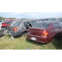 Precasa Yonke Nissan Platina 2002 Clio Para Partes Desarmar