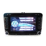 Radio 2 Din Dvd Gps Microsd - Volkswagen-skoda-seat