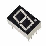 Display 7 Segmentos 1 Dígito Ánodo Común 0.56 Rojo Arduino