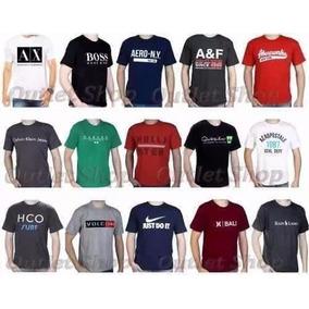 Kit 5 Camiseta Masculina Extra Grande Plus Size G3 Revenda