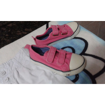 Zapatos Tommy Hilfiger, Short Tommy, Camisa Zara, Niña