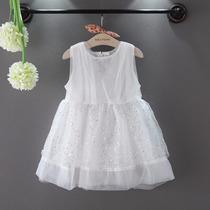 Vestido De Tul Bordado Con Lentejuelas - Importado