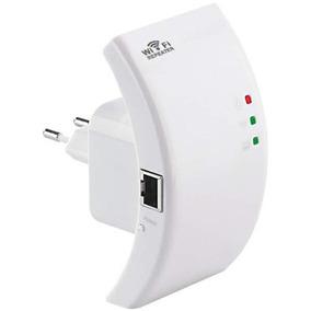 Repetidor Expansor De Sinal Wifi Roteador Pronta Entrega