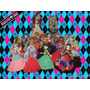 Centros De Mesa Monster High Princesas Minnie Sofia Y Mas ..