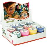 Tinta Líquida Facial 12 Cores Sortidas - Color Make