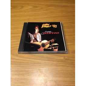 Jose Feliciano Street Latin 92 Cd Chile Rare Cd 1992