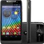 Smartphone Motorola Razr D3 Xt920 Preto Dual Chip 8mp 3g