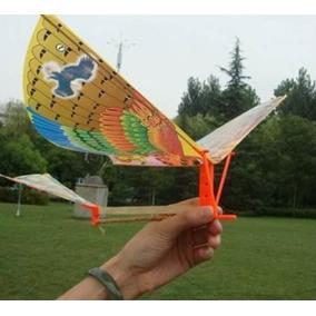 Ornitóptero Pássaro A Elástico Que Voa Diversão