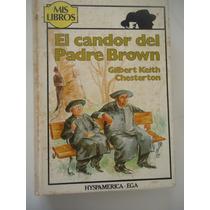 El Candor Del Padre Brown - Capa Dura - Em Espanhol