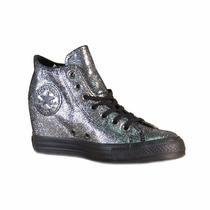Zapatillas Converse All Star Lux !! Taco Escondido !!