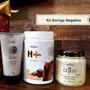Kit Shake Emagrecedor H+ Hinode + Gel Corps