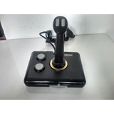 Joystick Gravis Controle Pc Db15 Flight Simulator Manche Voo