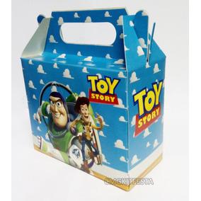 56 Caixinhas Surpresa Lembrancinha Tema Toy Story
