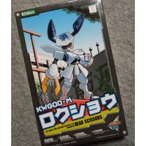 1/6 Kwg00-m Rokusho Head Scissors, Kotobukiya, Medabots, Med