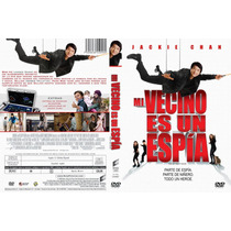 Dvd Jackie Chan Mi Vecino Es Un Espia The Spy Next Door Tamp
