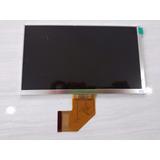 Tela Display Lcd Tablet Multilaser M7s Quad Core Flex Curva