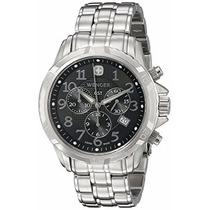Reloj Wenger Swiss Army Mod 78256 43 Mm Entrega Inmediata