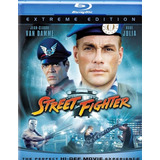 Blu-ray Street Fighter (1994) Jean Claude Van Damme