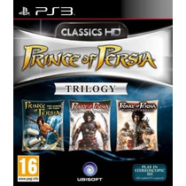 Prince Of Persia Trilogy - Ps3 - Cod Psn Envio Na Hora