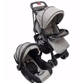 Coche Travel System Bebe Love 1238 Huevito Auto Sweet Babies