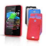 Funda Protector Gel Case Para Nokia Asha 501 Tpu