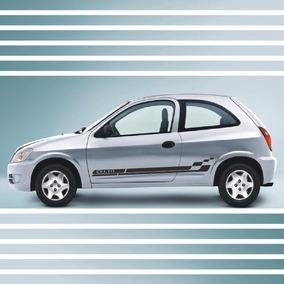 Kit Chevrolet Celta - Ploteo En Vinilo Importado