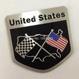 Emblema United States Gm, Chevrolet, Ford, Hummer, Chrysler