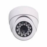 Camera Hdcvi Dome Infra 20mts 25mts 720p Comp. C/ Intelbras