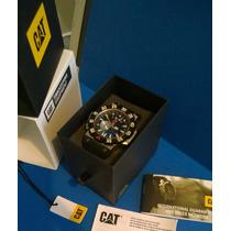 Reloj Marca Caterpillar Cronografo Y Alarma Modelo D3 145