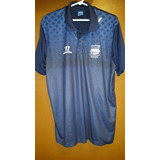 Camiseta Polo Emelec 2014 Warrior