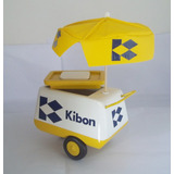 Carrinho De Sorvete Kibon - Coca-cola - Miniatura