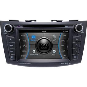 Central Multimídia Caska Dvd Gps Original Suzuki Swift