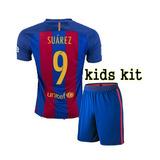 Conjunto De Camiseta Y Short De L. Suarez (por Encargue)