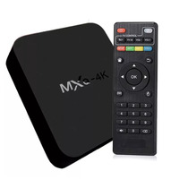 Smart Tv Ott Box Android Tv Netflix Youtube Kodi Mxq 4k