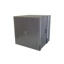 Caixa Acústica Profissional Sub Grave Br818 Fly Passiva