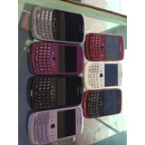 Blackberry 8520 Liberada Varios Colores Semi.$699.
