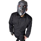 Máscara De Látex Slipknot Mick Adulto Halloween