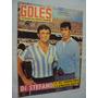Revista Goles Nº 1078 - Argentina Peru Eliminatorias 1969