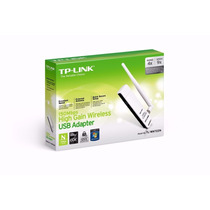 Adaptador Wireless Tp-link Usb Wn-722n 150mbps Wifi
