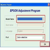 Reset Epson Tx130 Tx410 Xp310 Xp410 Nx530 Nx400 Almohadillas