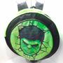 Morral Hulk / Advengers / Vengadores Bulto Escolar Colegial
