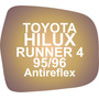 Vidrio Espejo Retrovisor Toyota Hilux Runner4 95-96 Panorami