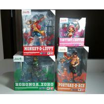 Figuarts Zero One Piece Nuevos Japoneses 5to Aniversario