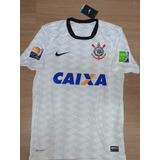 Camisa Do Corinthians De Campeão Mundial 2012 Do Paulinho