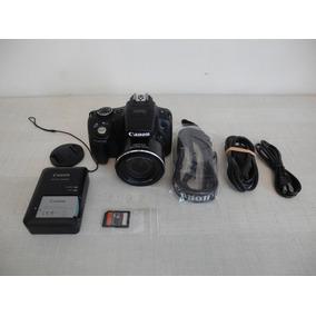 Camera Canon Sx50 Hs 50x Zoom - Melhor Preço Do Ml !!!!!!